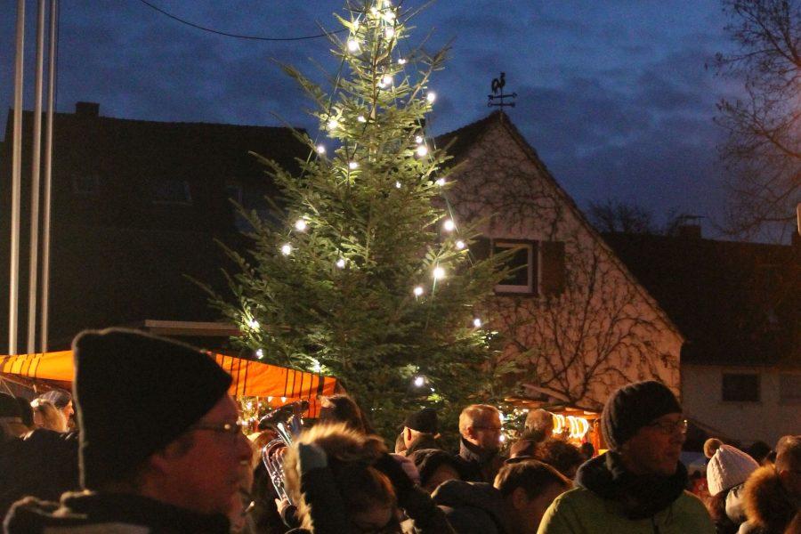 Weihnachtsmarkt in Massenheim 2014