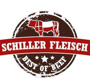Das Firmenlogo von Schiller-Fleisch