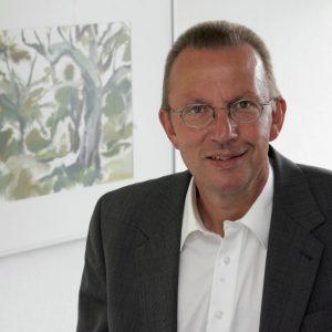 Portrait von Landrat Joachim Arnold (SPD)