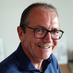Portrait von Horst Seißinger, Vorsitzender der SPD Bad Vilbel